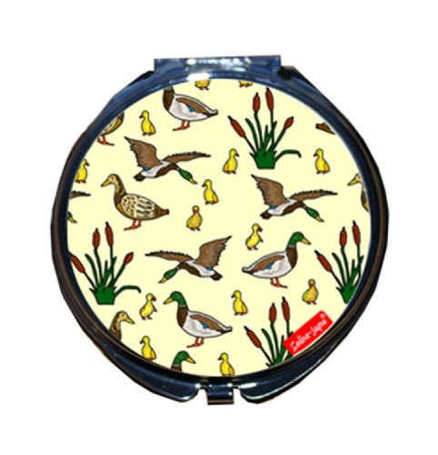 Selina-Jayne Ducks Limited Edition Compact Mirror